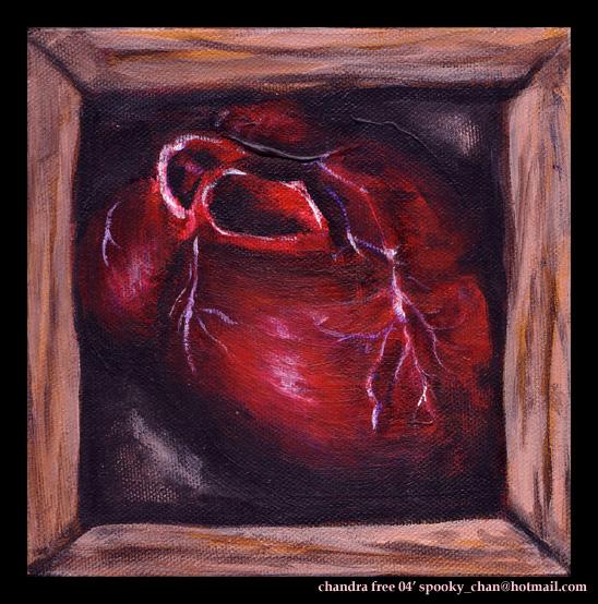 cuore in scatola