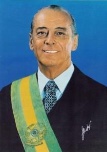 Figuereido, Presidente della Repubblica del Brasile