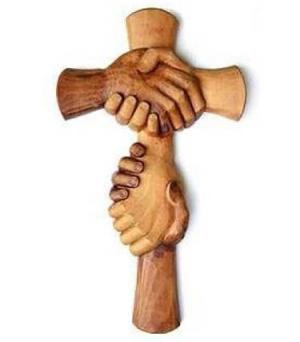 croce mani