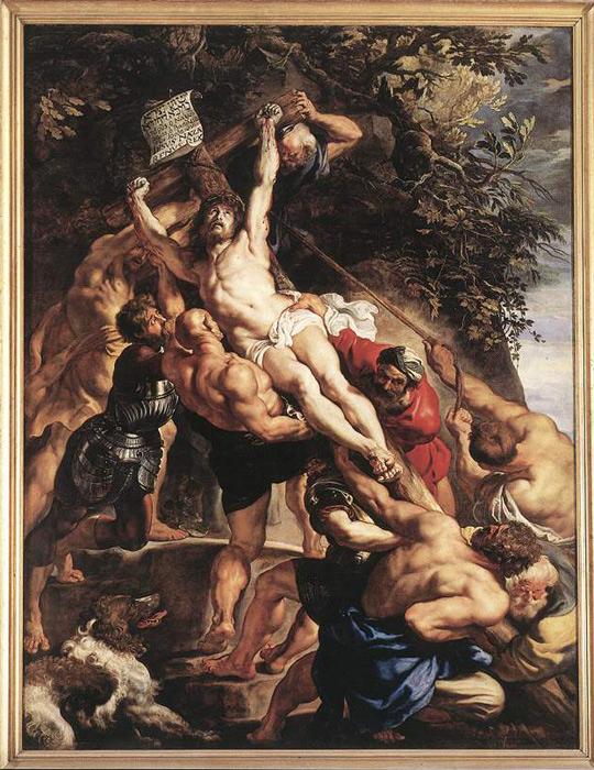 elevazione della croce