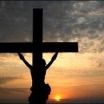 morte di cristo in croce