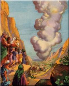 mosè nube