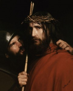 passione -Cristo-deriso-da-un-soldato-1880