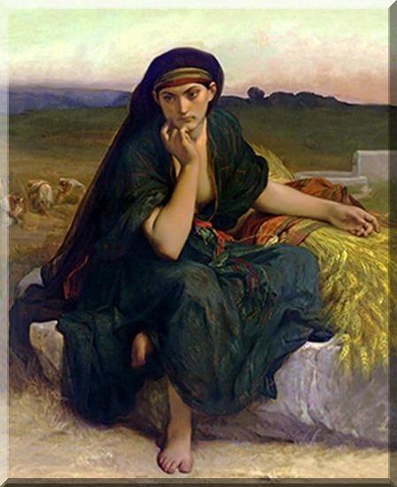 Maria Sorella di Mosè lebbrosa