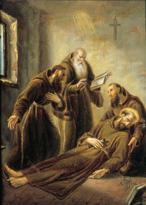 MORTE DI SAN FRANCESCO