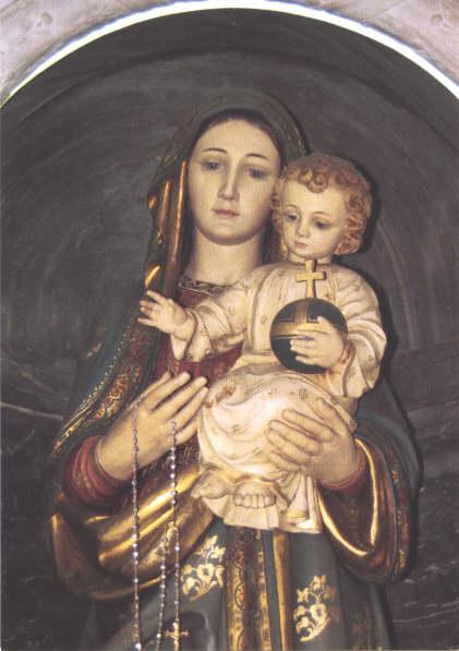 Madonna del Monte Marsure - Aviano