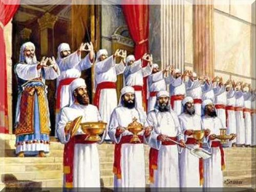 dedicazione del tempio d'Israele
