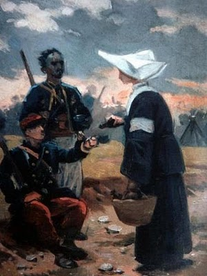 figlie-della-caritá -Suor Giustina Bisqueyburu1