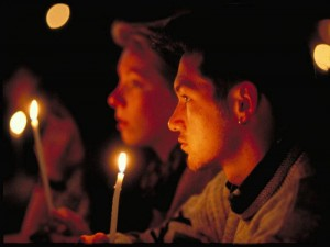 preghiera candela