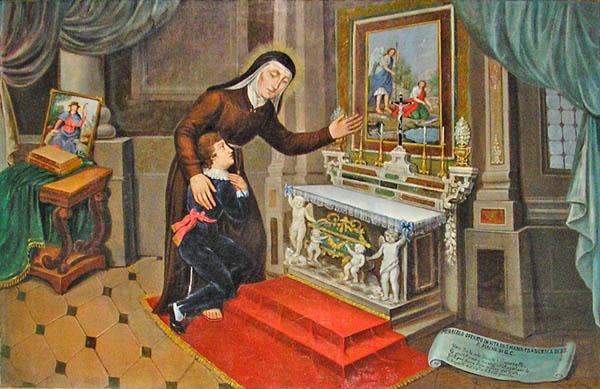 santa maria francesca