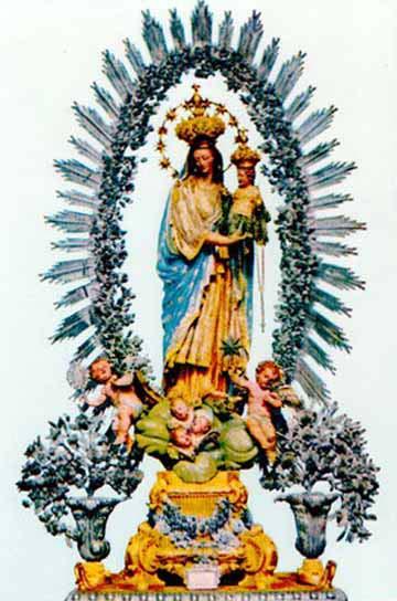 Madonna di Placido Baccher
