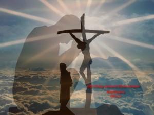 croce preghiera
