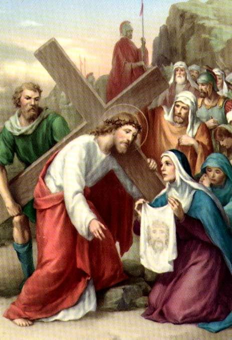 Gesù e Veronica