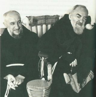 Padre Pio e Padre Alessandro da Ripabottoni