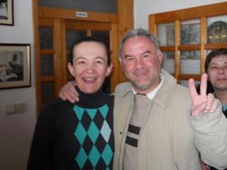 Vicka e Marco Ripamonti