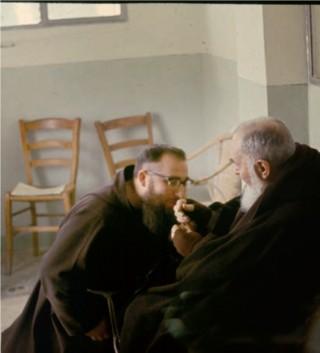 confssione frate Padre Alessio