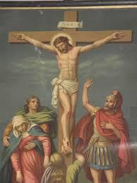 gesù muore sulla croce