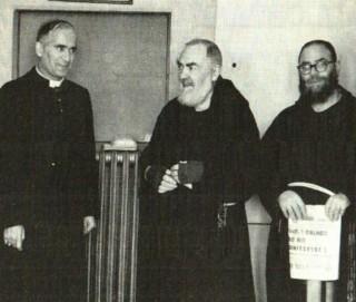 opiti con Padre Pio, Padre Rosario da Aliminusa