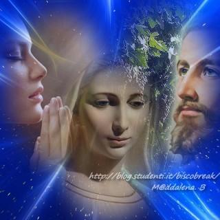 preghiera e gesù