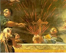 Miracolo del Sangue (Carlo Bononi)