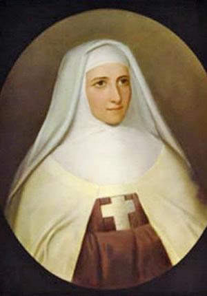Santa Maria Eugenia de Jesus Milleret de Brou