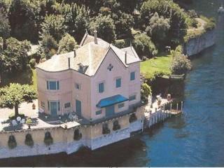 Villa del conte Grigorij Suvalov a Como dove si trasferì con la moglie Sofia