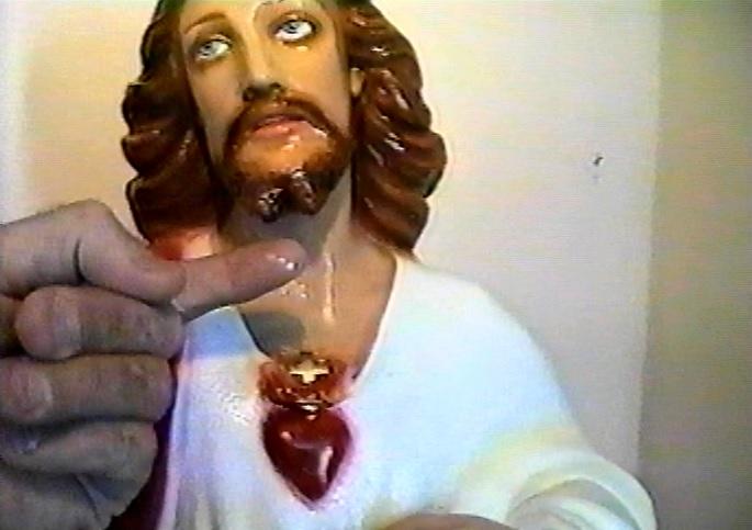 Gesù in casa di Audrey Marie Santo