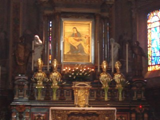 Rho altare