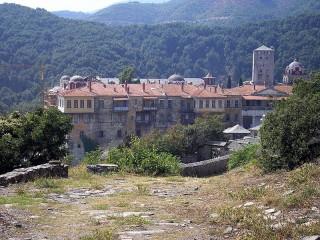 monastero Ivron monte Athos