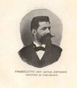 ANTONIO FRADELETTO