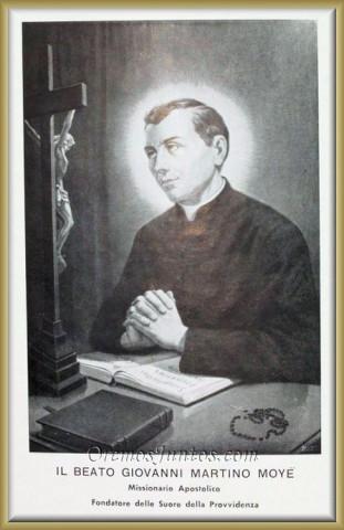 Beato Giovanni Martino Moye