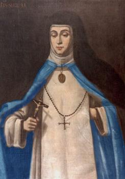 Venerabile Maria di Gesù di Agreda 2