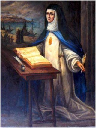 Venerabile Maria di Gesù di Agreda 3