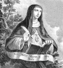 Venerabile Maria di Gesù di Agreda4