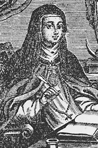 Venerabile Maria di Gesù di Agreda5