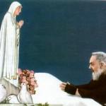 maria in preghiera