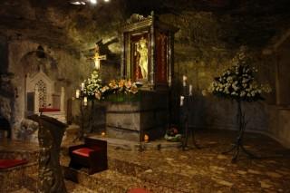 santuario san michele arcangelo