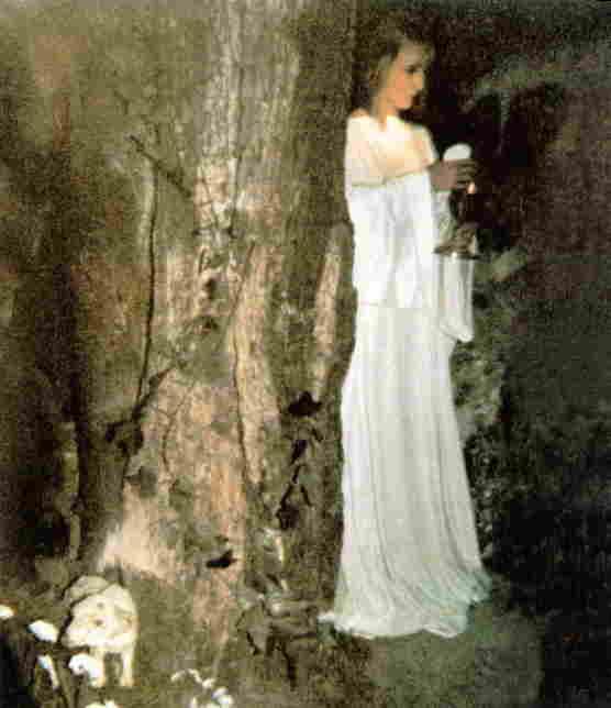 El_Escorial L'angelo fotografato in Spagna a El Escorial, da Alicia Quintanal il 4 maggio 1991