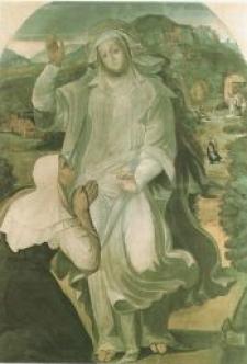 Montegridolfo - Santuario della Beata Vergine delle Grazie