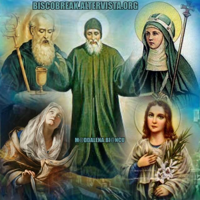 santi di luglio