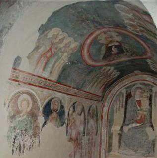 Santa Maria delle Stelle di Montemartello 1