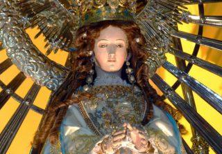 Vergine del miracolo di Lima