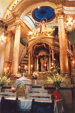 Vergine del miracolo di Lima2