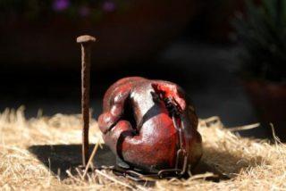 aborto scultura