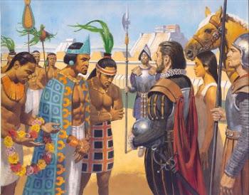 conquistatori spagnoli