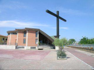 madonna del fuoco di pescara chiesa nuova