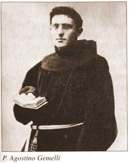 padre agostino gemelli1