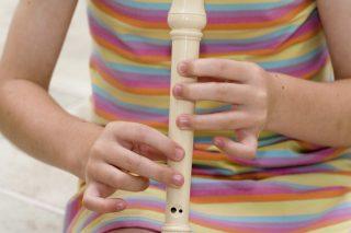 suonare il flauto
