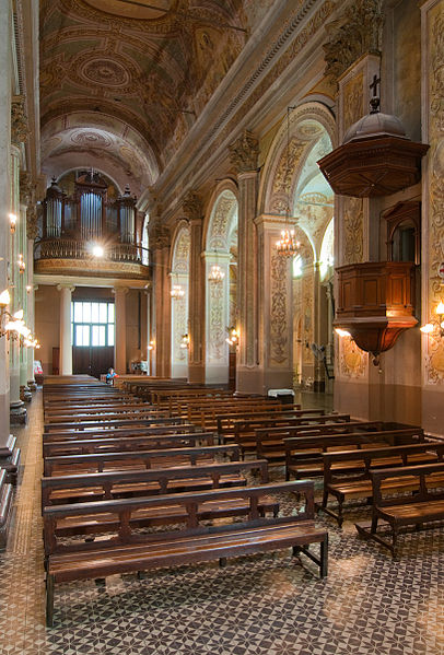 Basilica-Paysandú interno