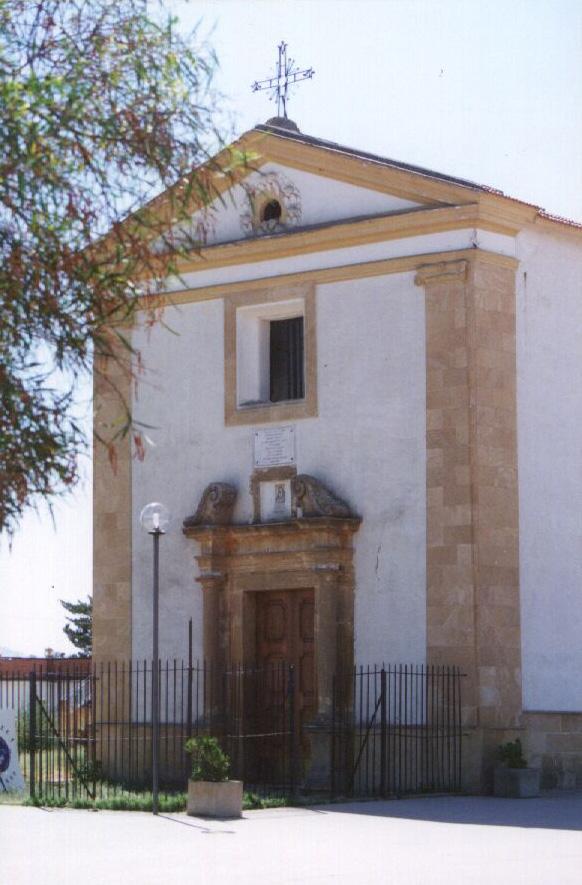 LA MADONNA DELLA CAVA chiesa